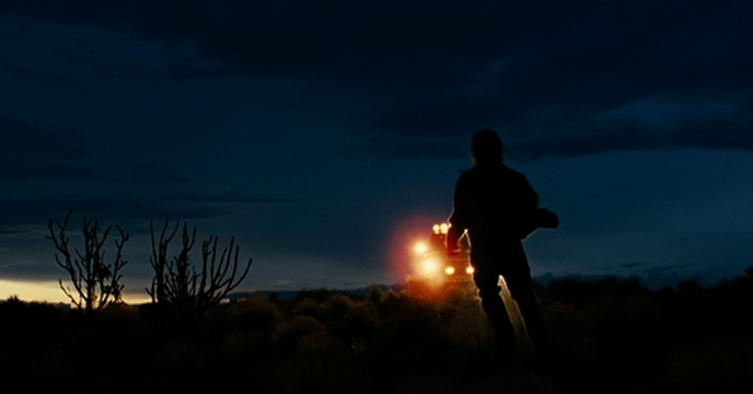 no country for old men chase sequence